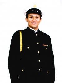Andrew Fezza - Black Cadet