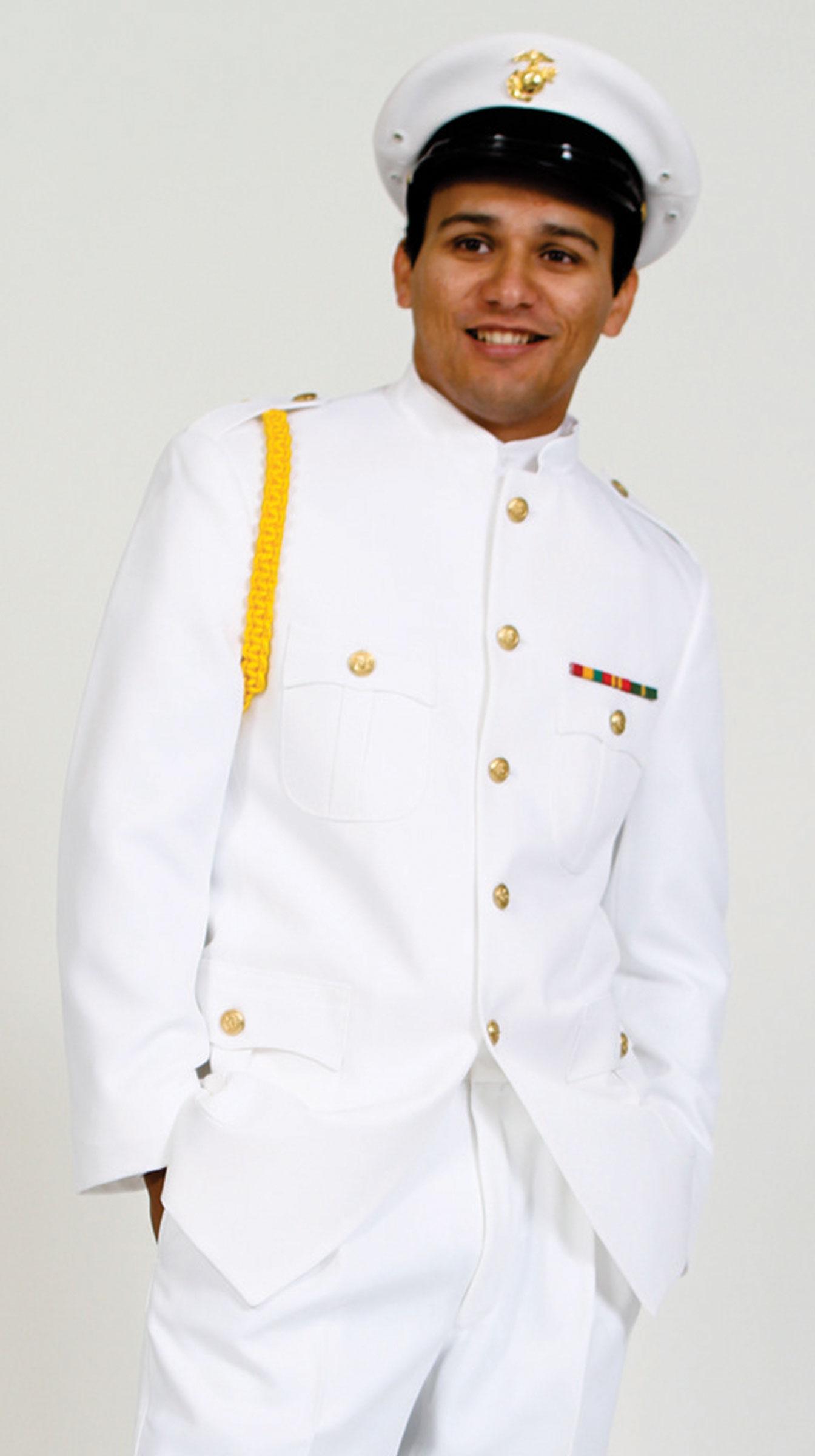 Andrew Fezza - White Cadet