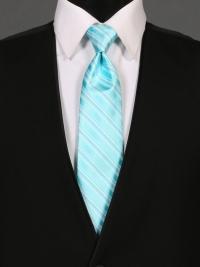 Multi Stripe Turquoise