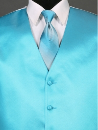 Simply Solids Malibu Ombre Tie