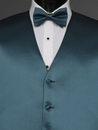 Simply Solids Serene Bow Tie