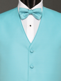 Sterling Rio Turquoise Bow Tie