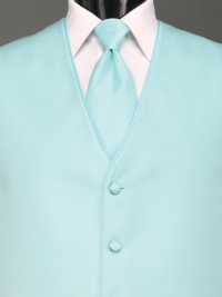 Sterling Tiffany Blue Solid Tie