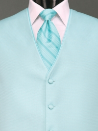 Sterling Tiffany Blue Stripe