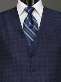Sterling Midnight Blue Stripe