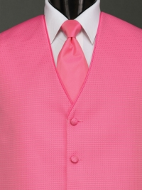 Sterling Light Fuchsia Solid Tie