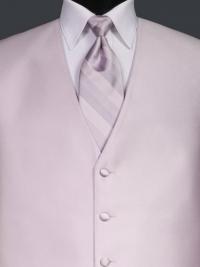 Reflections Lavender Stripe Tie