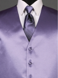 Simply Solid Freesia Ombre Tie
