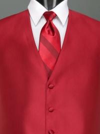 Reflections Dark Apple Stripe Tie