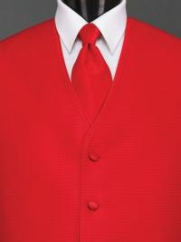 Sterling Ferrari Red Solid Tie