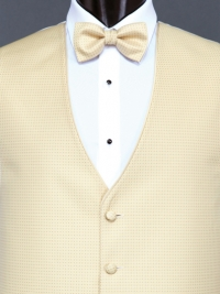 Sterling Gold Bow Tie