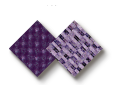Purple Vests & Ties